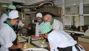 Cookery class Novo Selo 1c