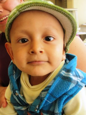 Emmanuel has an opportunity of life thanks to you!