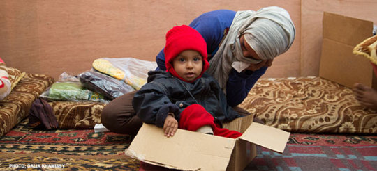 Give a Gift to Children Living in Poverty & Crisis
