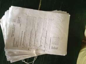 Mini School Exam Reports