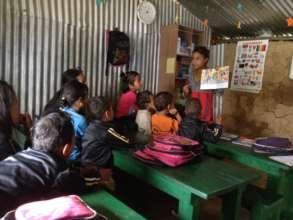 Daily teaching class