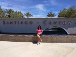 Mariela Suarez, 4GIRLS Scholarship Recipient