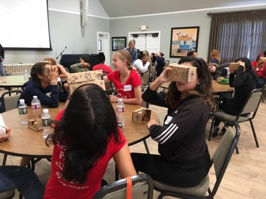 """Fun Google """"Expeditions""""!"""