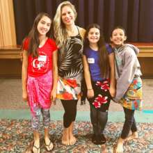 Hula Empowerment Event
