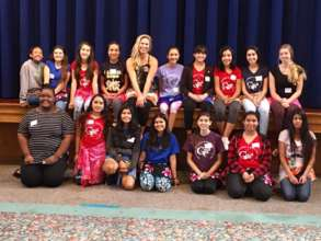 Hula Empowerment Event - Group Photo