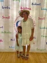 Fun with Grandma!