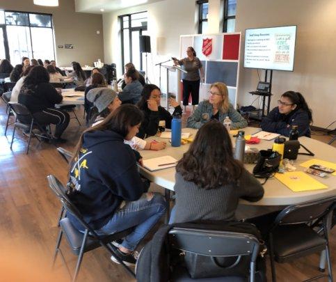 Mentor and Junior Mentor Training