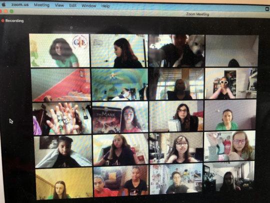 Virtual Workshop 2020