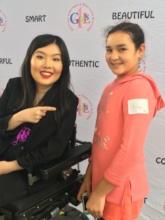 Kaitlyn Yang, 4GIRLS Keynote Speaker
