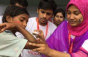 Give emergency care to injured kids in Bangladesh
