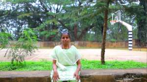 Second Batch Student: Mahadevi from Mysore