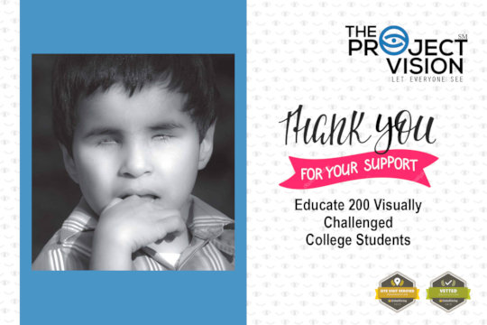 Heartfelt thanks to all the donors who supported!