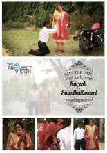 Visually challenged Suresh and Kaveri get married