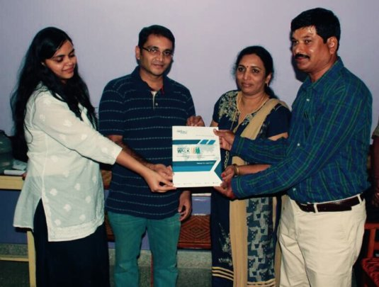 Release of Manual