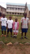 Bakari Ali and Siblings