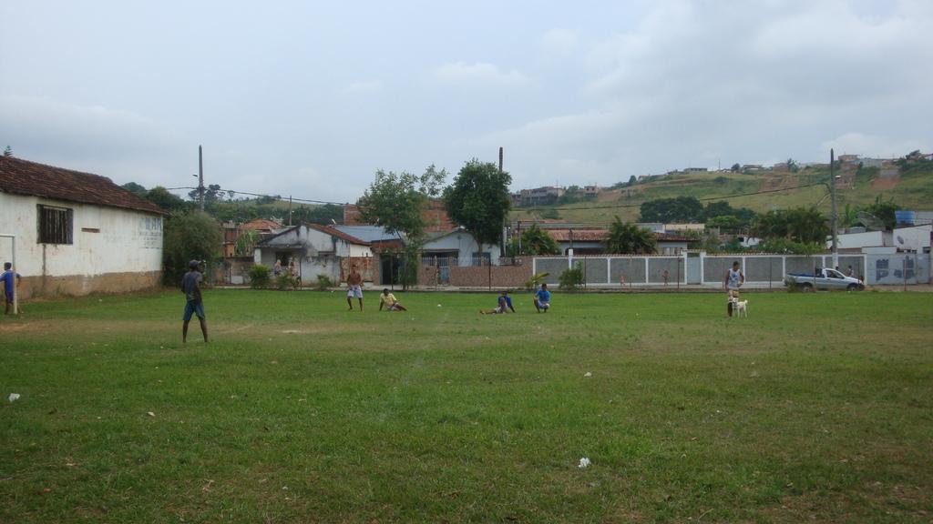Cambota soccer field.