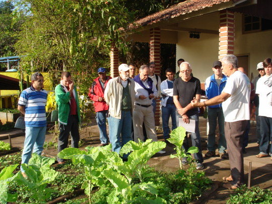 The Organic Farming Course.