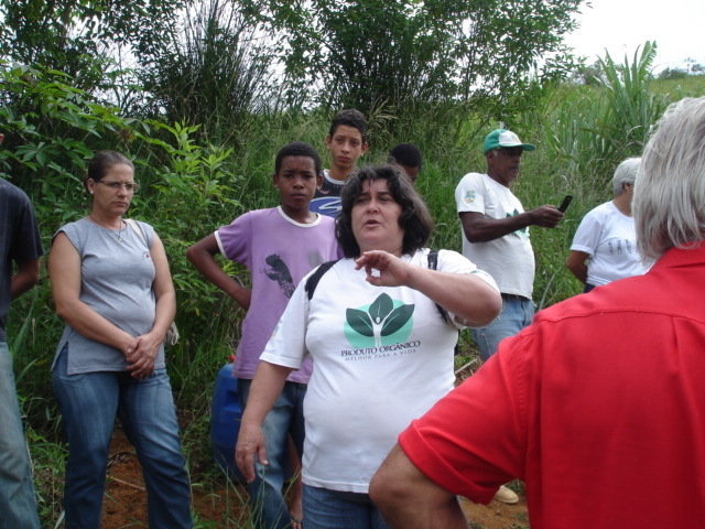 Provide Vegetable Gardens for Families in Brazil