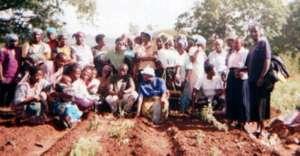 ASAP works to increase crop yield through training