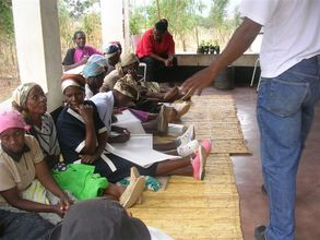Active participation helps rural women learn and retain knowledg