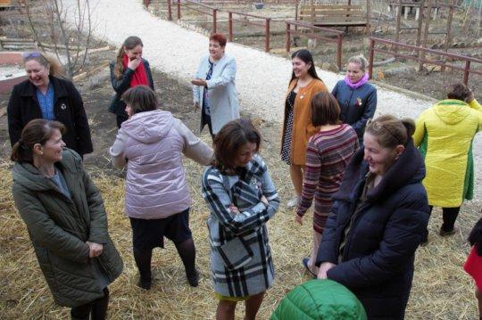 Climate change training for high-school teachers