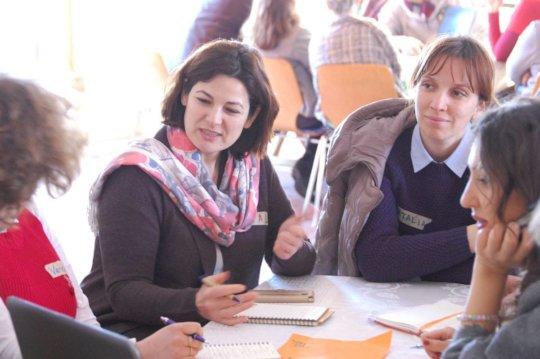 NGO greening Impulse meeting