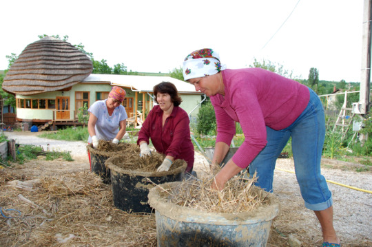 Eco-Center provides jobs to local unemployed women