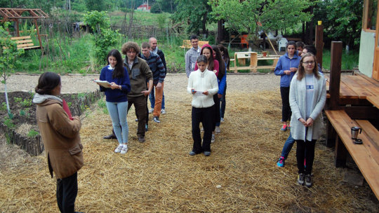'activEco-sustainability in action' youth training