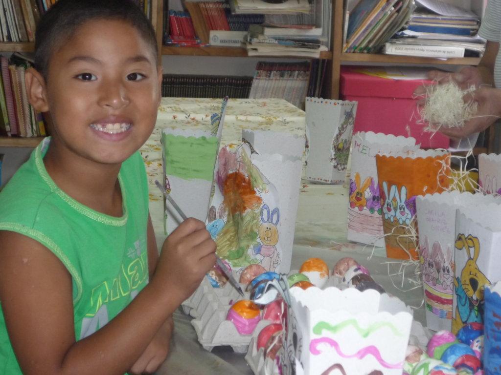 Protect 84 children through summer camp- Argentina