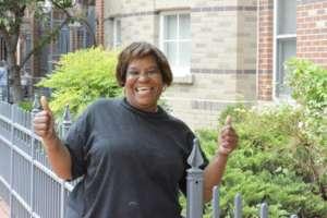 Deborah is confident she'll reach her goals