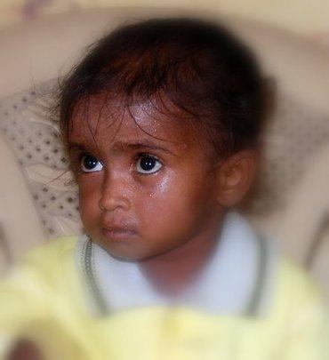 Baby Asha- a new life awaits