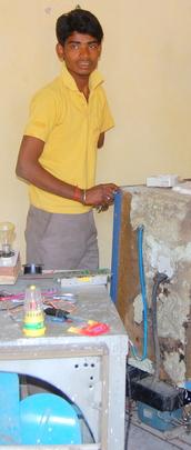 Devnandan at Work
