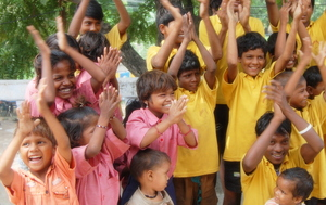 Rescue Junction children send thier thanks to you