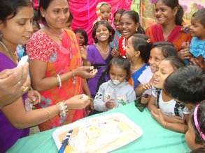 Children's Day at Rescue Junction