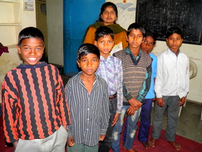 Faces of Child Trafficking in Bihar in 2013