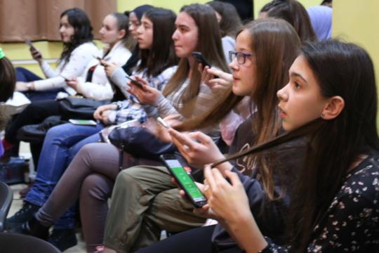 Girls in ICT 2020