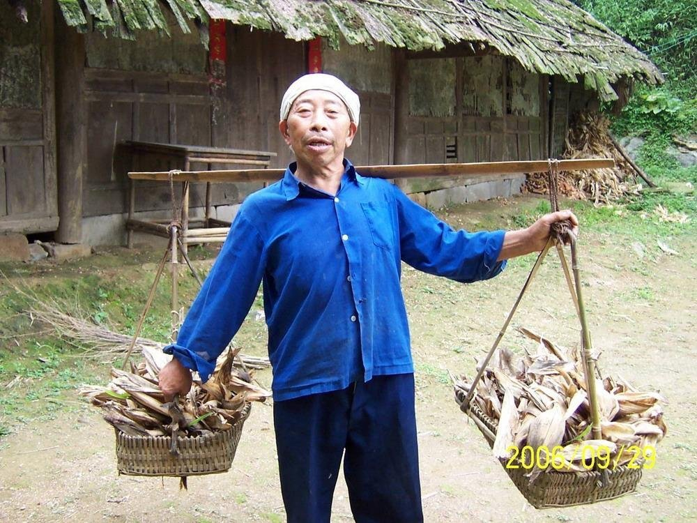 Improve older people's lives in China