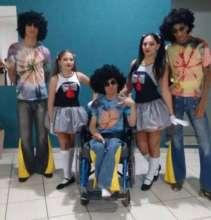 Dance Team - Backstage