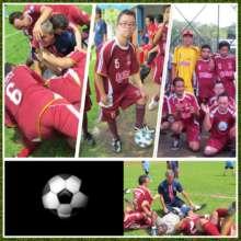 Football match APAE  x Community team