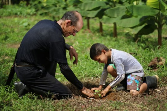 Help Sustainable Reforestation in Costa Rica