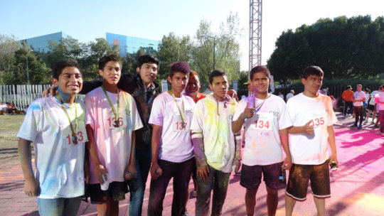 Color Run Chevez - JUCONI Youth