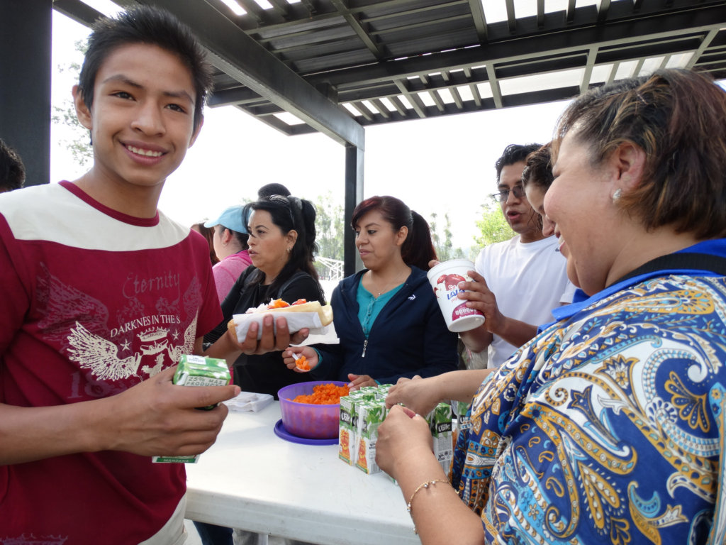 Empower 19 youths living on the streets in Mexico
