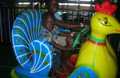 15 kids in Uganda need a special meal on Christmas