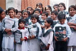 Abni-A hope for the deprived children