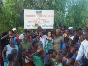 Farmers with Global Giving Field Traveler Aleia