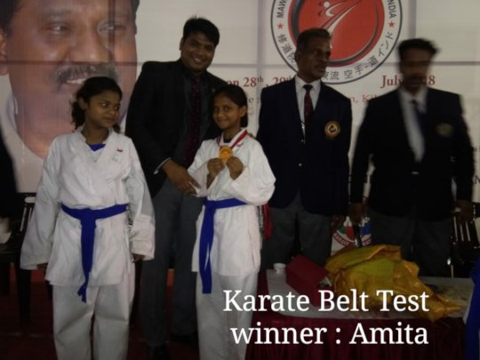 "Amita ""Gold Medalist"""
