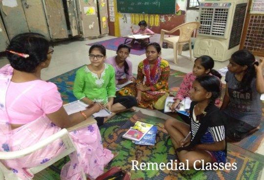 Remedial Classes