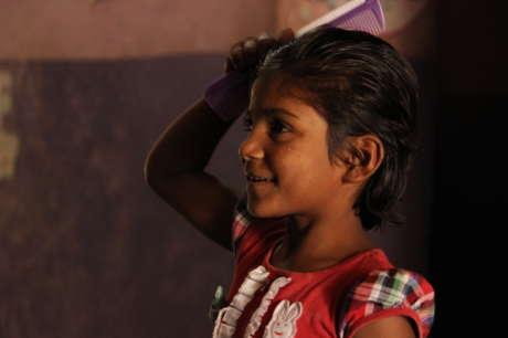 Education & shelter for homeless children in India