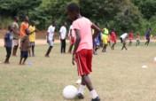 Kicking for Change