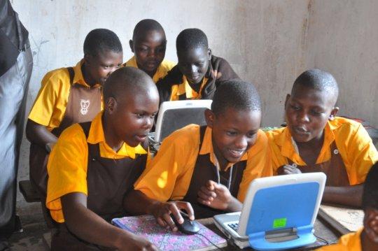 The Mobile Solar Computer Classroom